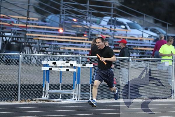 April 10 JH/HS Track @ Bassett