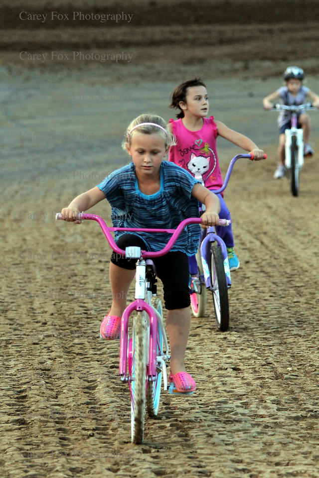 July 19, 2014 - Little Feet Kids Bike Race