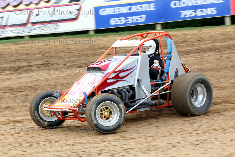 July 5, 2014 - Sprint Cars and Modifieds