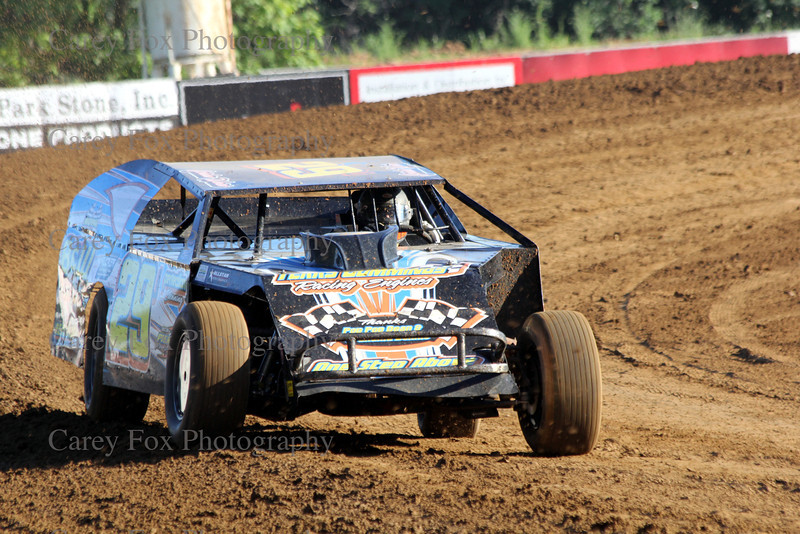 June 14, 2014 - Sprints and Modifieds