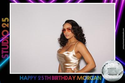Morgan's 25th Birthday - Strips