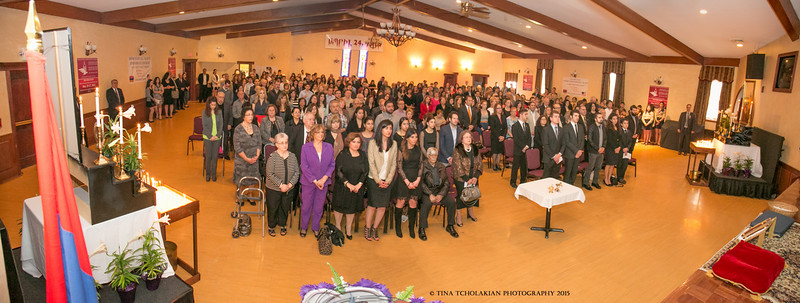April 19, 2015 Badarak at All Saints Armenian Church