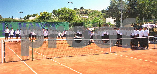 Fed Cup at La Manga Club, April 1998