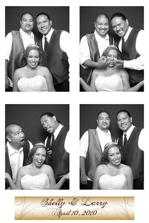 Shelly and Larry's Wedding