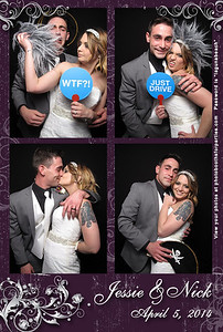 Jessica and Nicks Wedding