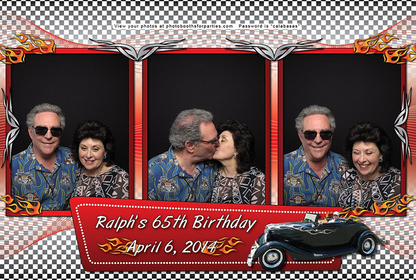 Ralph's 65th Birthday Party