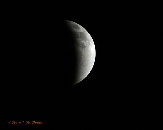 April 2014 Lunar Eclipse