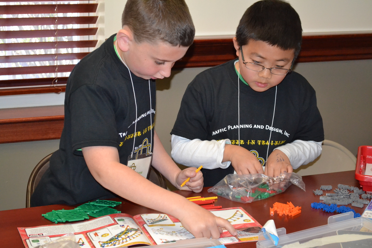 April 2014: Take Our Children to Work Day