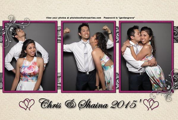 Chris & Shaina