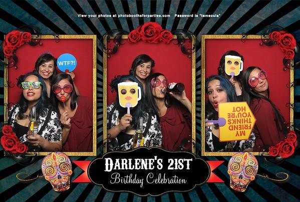 Darlene's 21st