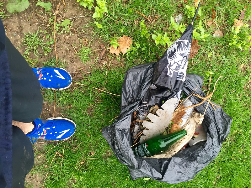 April 2015: #RUNCLEANPHL Cleanup Event