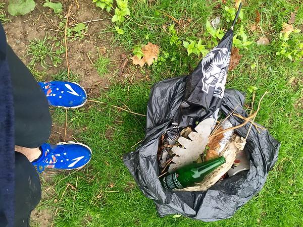 April 2015: #RUNCLEANPHL Cleanup Event