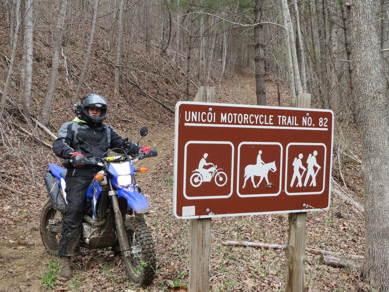 Trail #82!