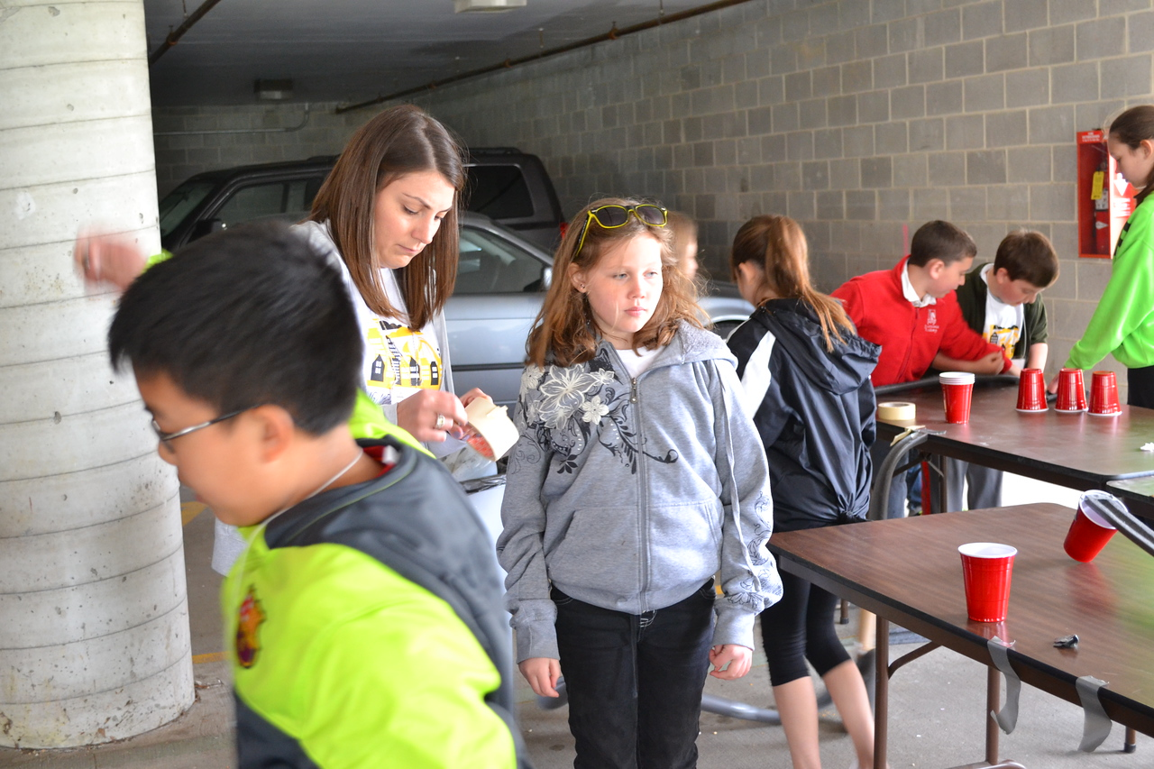 April 2015: Take Our Children to Work Day