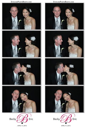 Becky & Eric's Wedding