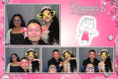 Brianna's 15th Birthday