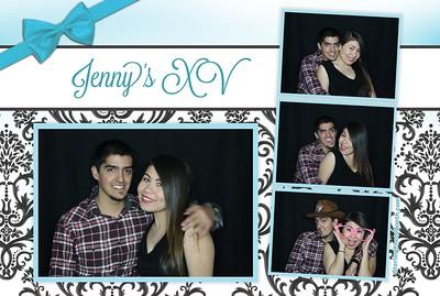 Jenny's XV