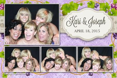 Kari & Jospeh's Wedding