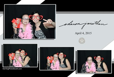 Sharon & Jonathan's Wedding