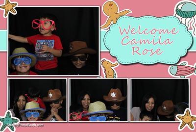 Welcome Camila Rose