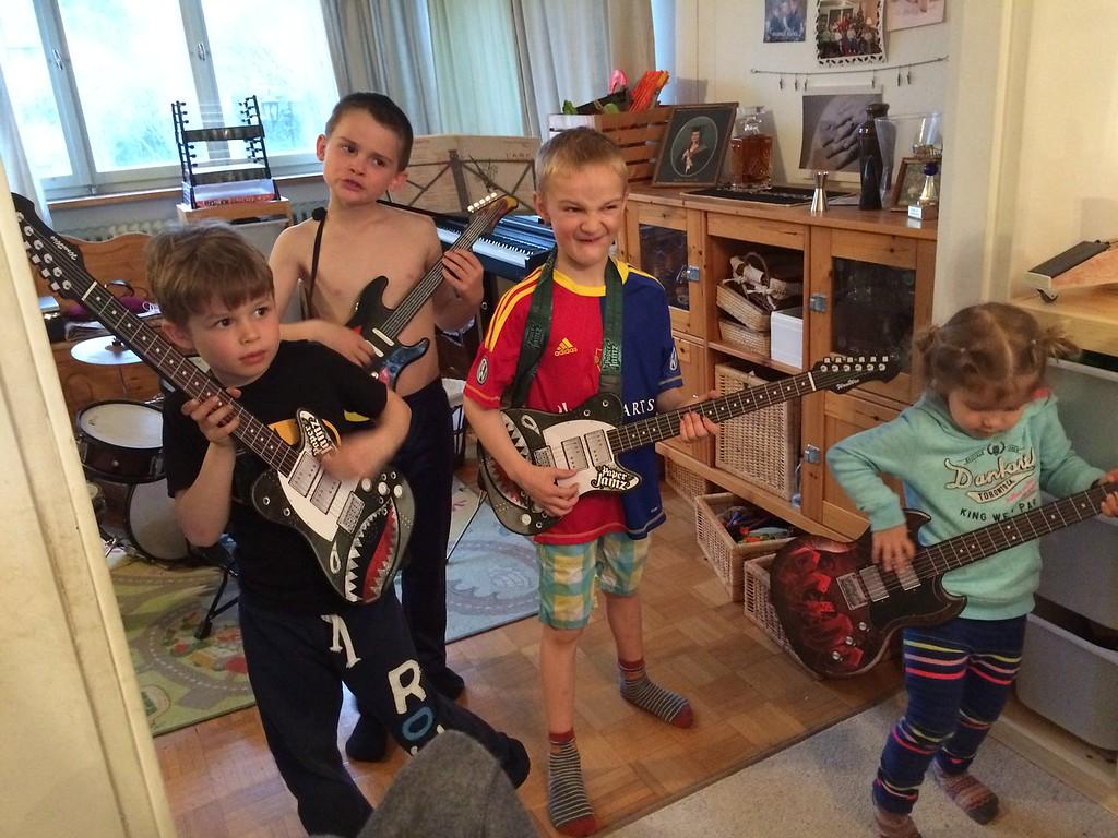 013 Stuart-McNamara Band