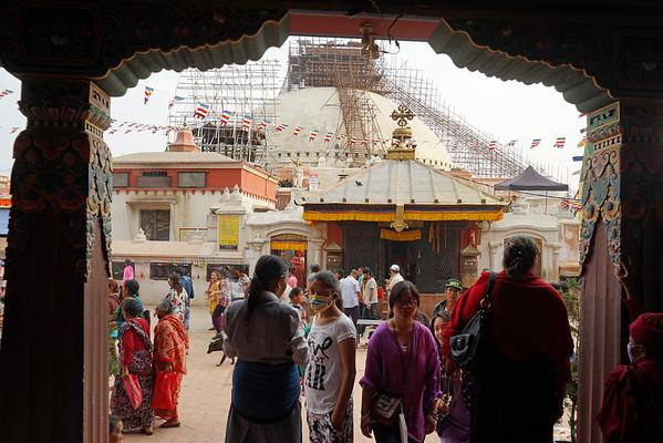 April 2016 - Boudhnath  - Kathmandu