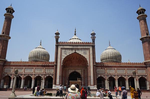 April 2016 - Delhi