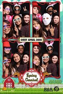 CSUF Spring Carnival 2016