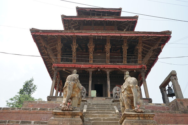 April 2016 - Kirtipur (Nepal)