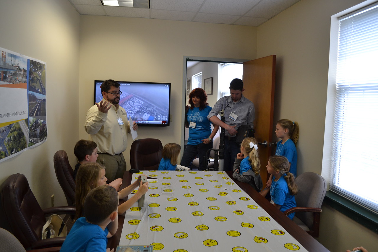 April 2016: Take Our Children to Work Day