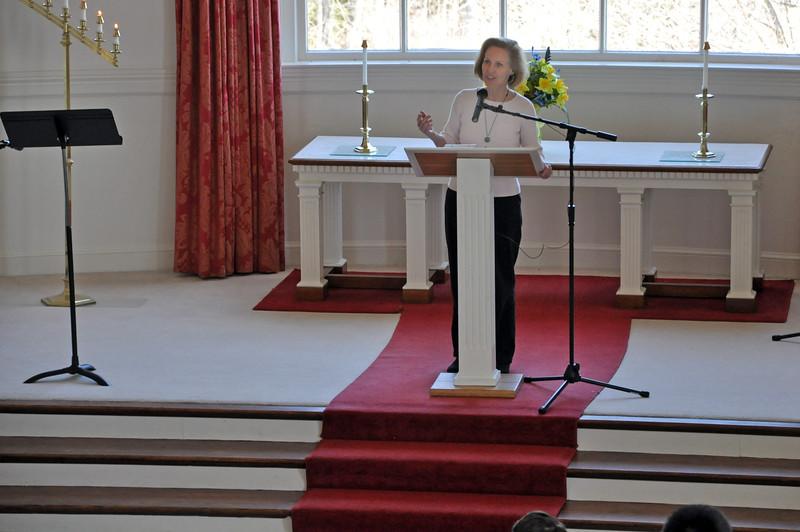 Chapel Service for April 15, 2016