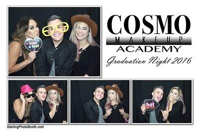 Cosmo Makeup Acadamy Cosmo Makeup Acadamy Graduation Night 2016