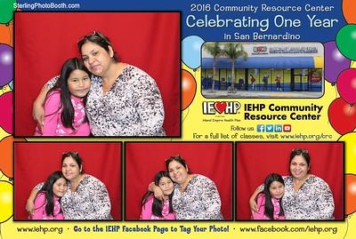 IEHP CRC 1 Year Anniversary