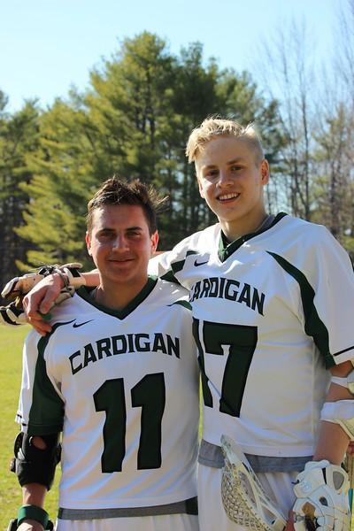 JV Lacrosse vs. White Mountain School