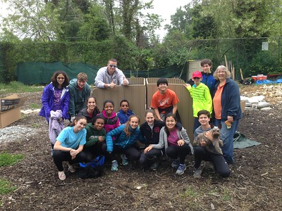 A Weekend of Service and Reflection at Quaker Workcamp