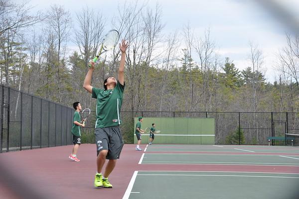 Varsity Tennis vs. Holderness School