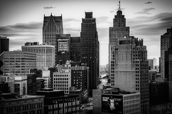 Detroit Grind.