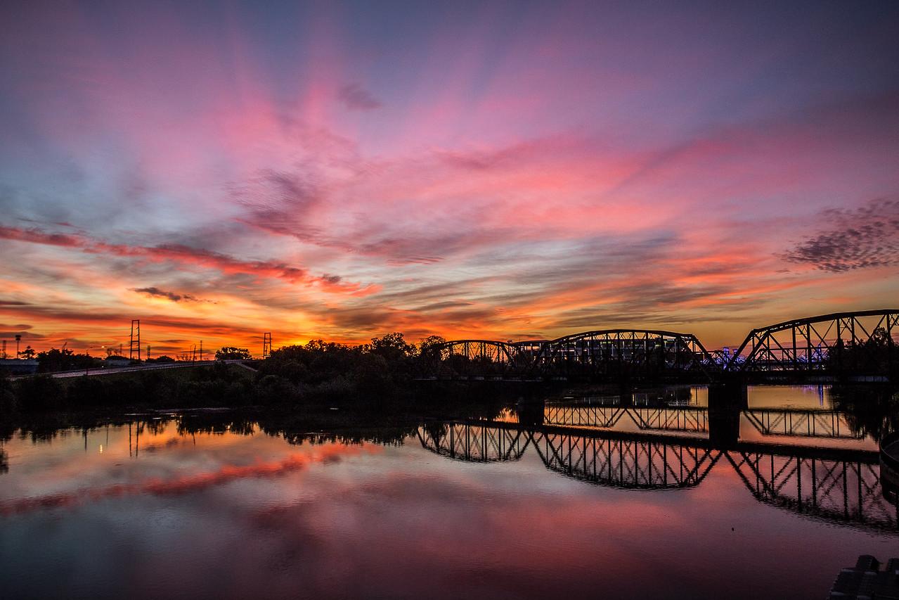 Waco Sunrise