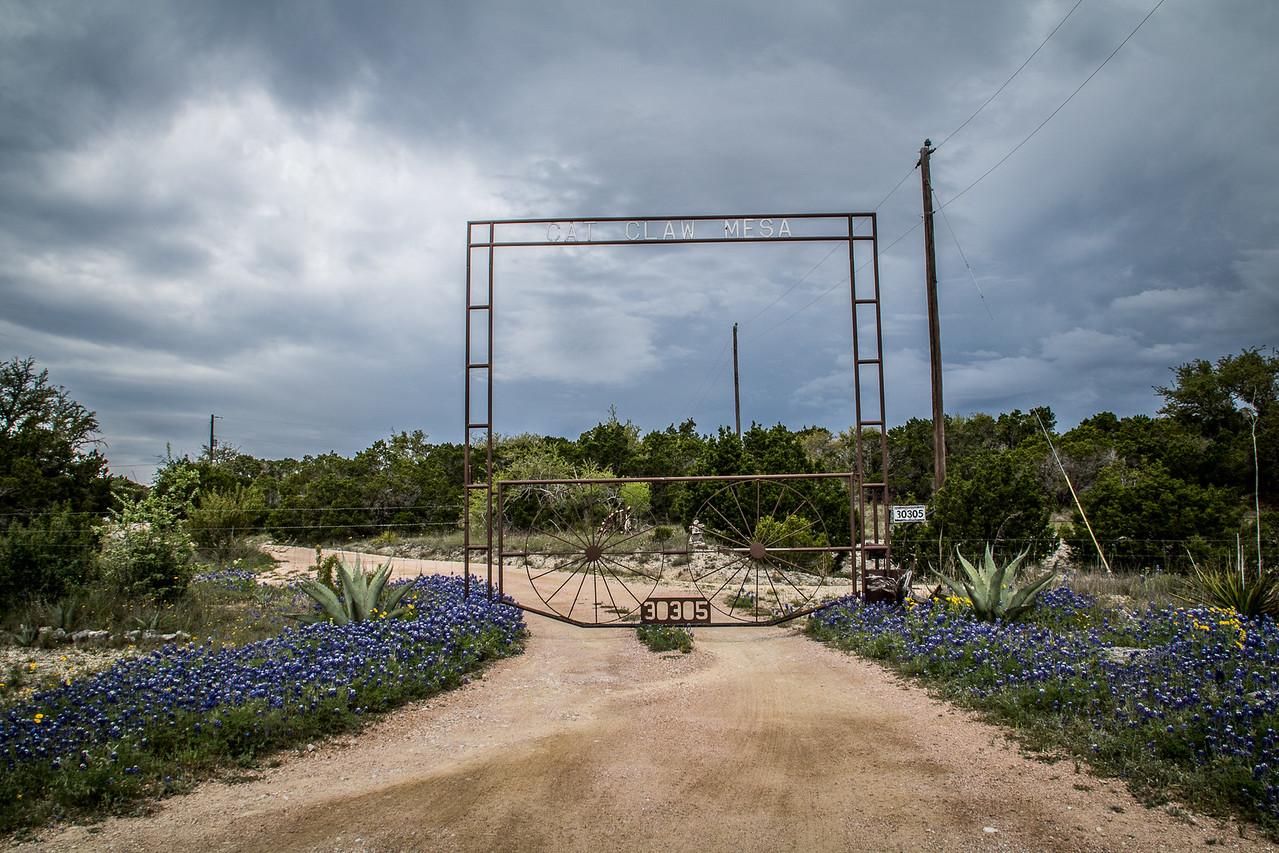 Ranch Gate