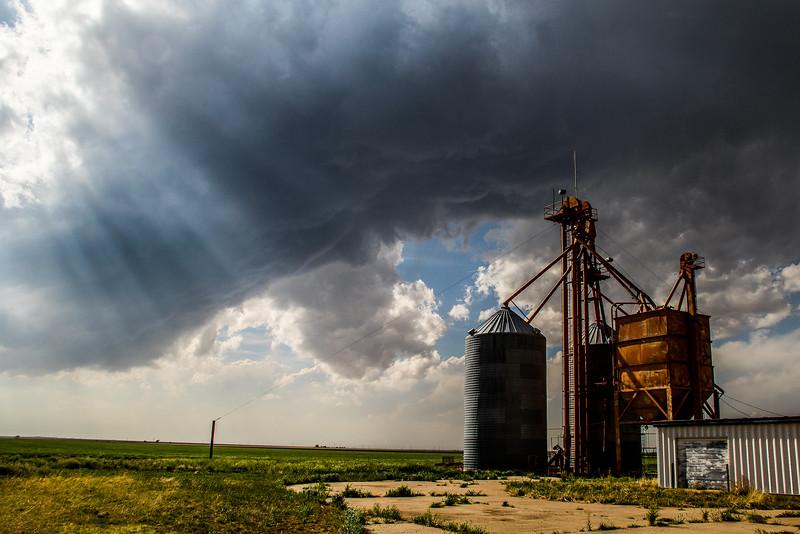Stormy Silo
