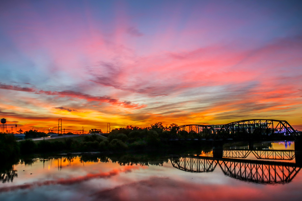 Waco Bridge HD