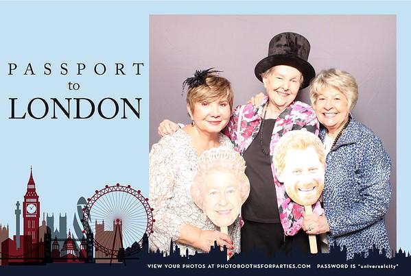 "St. Joseph's Benefit Luncheon - ""Passport to London"""