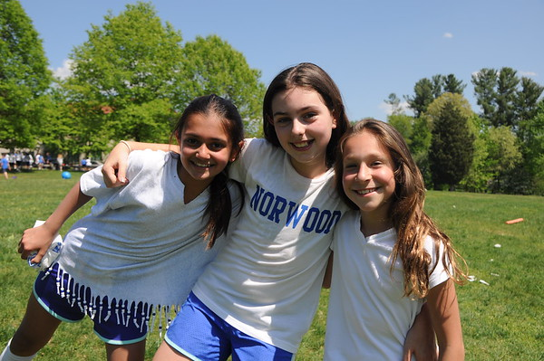 A Fun and Spirited Middle School Field Day