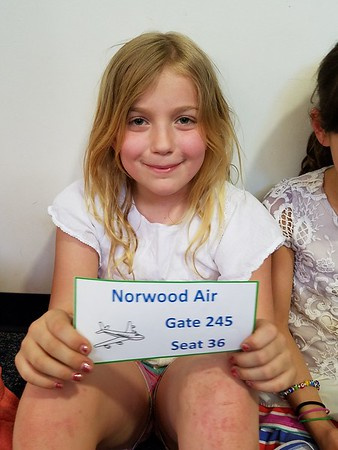 Norwood Air Takes Off for Ghana