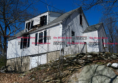 4/18/2017 Mike Orazzi | Staff Bristol Firefighters rescued a 70-year-old woman from a house fire last night on Topsfield Road. The woman, who has not yet been identified, was taken aboard the emergency Life Star helicopter to an area hospital with burns. The extent of her injuries is not yet known.
