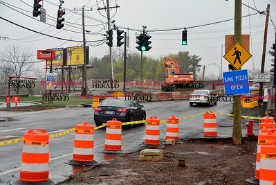4/21/2017 Mike Orazzi   Staff Work on the the West Main Street bride in New Britain may be coming to an end.  ** Chris short***