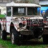4/25/2017 Mike Orazzi | Staff<br /> A M37 military three-quarter ton truck seen in Terryville Tuesday.