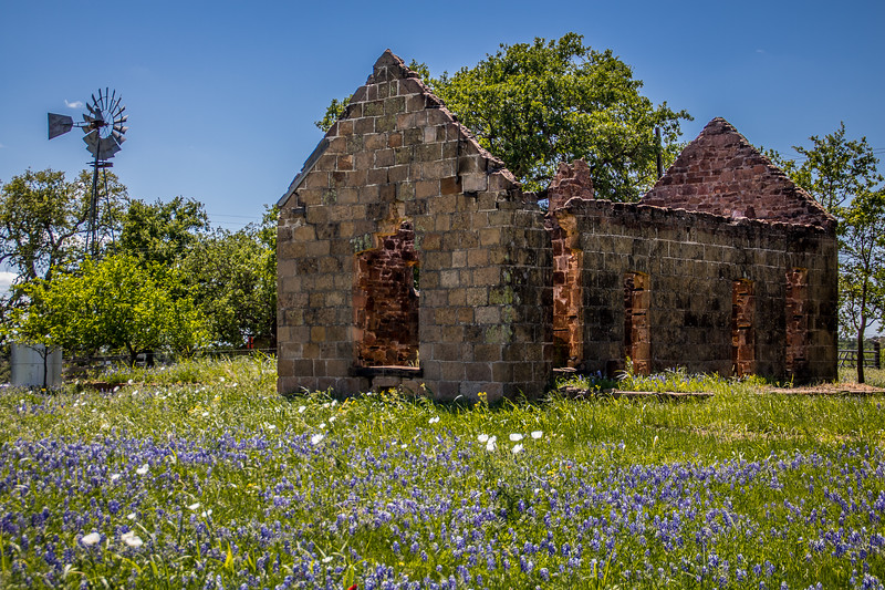 Pontotoc Ruins