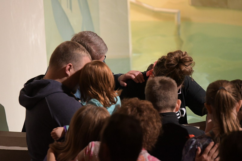 April 2018 Baptisms