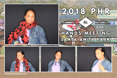 2018 PHR All Hands Meeting